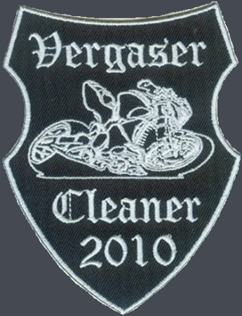 Patch Vergaser-Cleaner